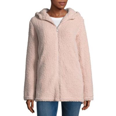 a.n.a Heavyweight Fleece Jacket
