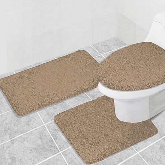 Popular Bath Prestage 3 Pc Rug Set
