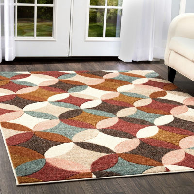 Home Dynamix Tribeca Hollis Geometric RectangularRug