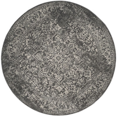 Safavieh Donnchad Abstract Round Rugs