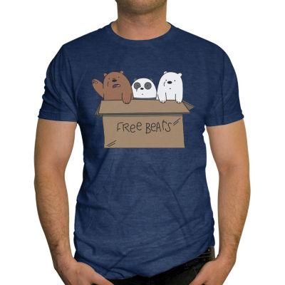 Free Bears Graphic Tee