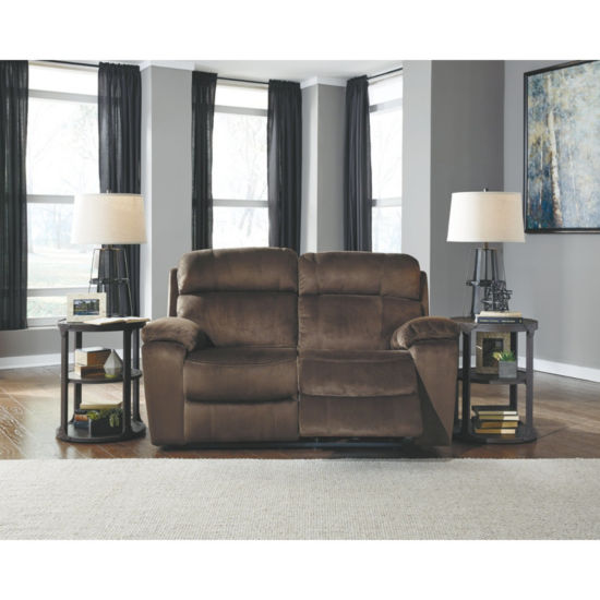 Signature Design By Ashley® Uhland Power Reclining Loveseat