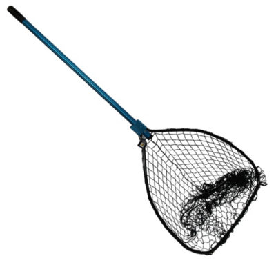 Danielson Knotless Salmon Net 30In X 33In With 48In Handle