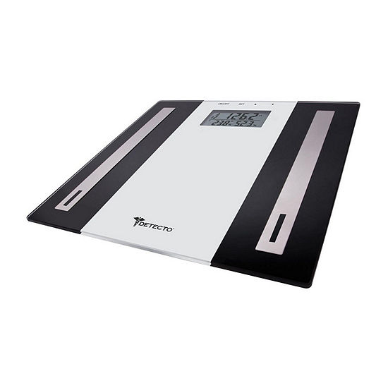 Detecto 6 in 1 Bathroom Scale for 12