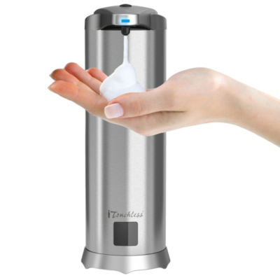 iTouchless Soap Dispenser
