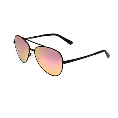 Bertha Womens Full Frame Aviator Polarized Sunglasses