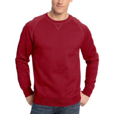 Hanes Mens Nano Lightweight Sweatshirt