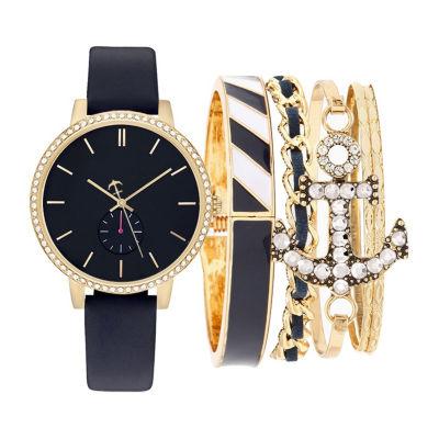 Womens Blue Bracelet Watch-St2816g735-007