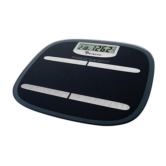 Detecto Wide Body Fat Scale for 12 Users