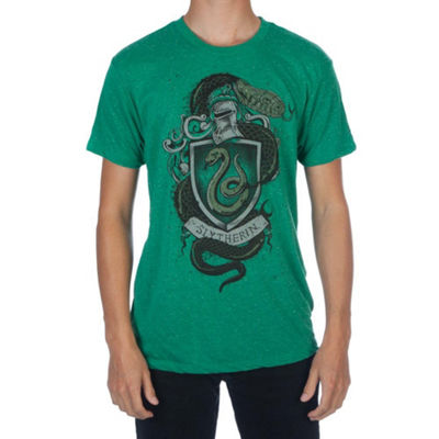 Harry Potter Slytherin House Graphic Tee