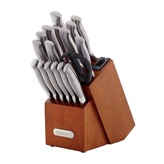 Farberware 18-pc. Knife Block Set