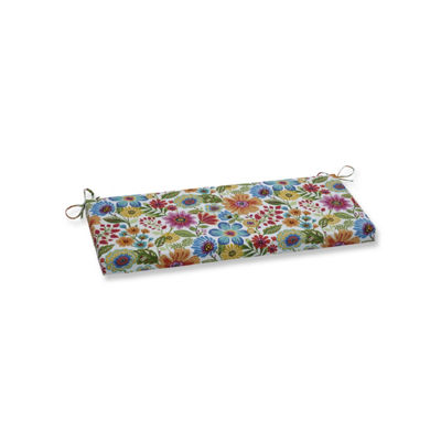 Pillow Perfect Gregoire Prima Patio Bench Cushion