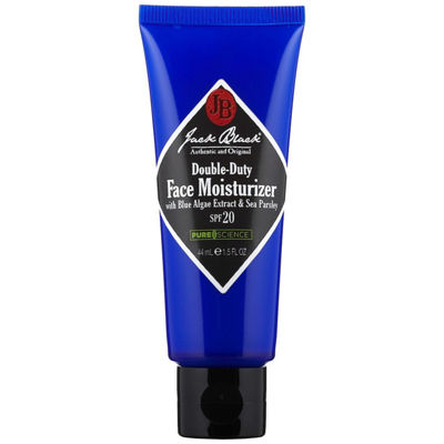 Jack Black Double-Duty Face Moisturizer Broad Spectrum Spf 20