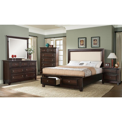 Picket House Furnishings Harland Storage 5-pc. Bedroom Set