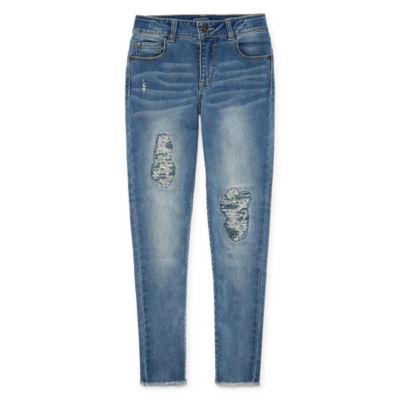 Arizona Super Skinny Jean Girls 4-16 and Plus