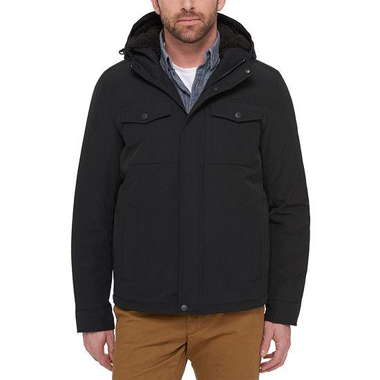 Dockers Sherpa Lined Storm Jacket