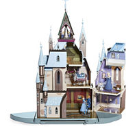 Deals on Disney Olaf's Frozen Adventure Castle with Figures