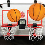 Sharper Image Over-The-Door Basketball Game