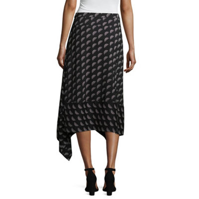 Worthington Wrap Sarong Skirt - Tall