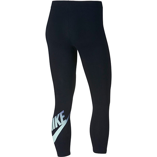 Nike Swoosh Workout Capris