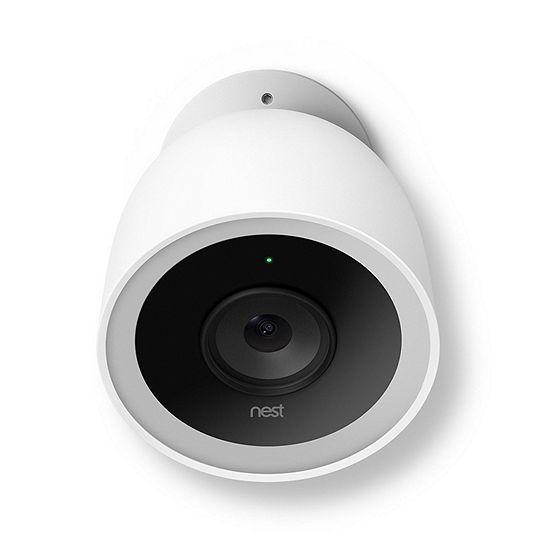 Google Nest Cam IQ Outdoor Security Camera