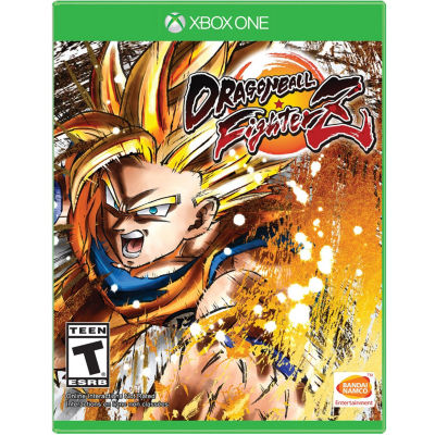 XBox One Dragon Ball Fighterz Video Game