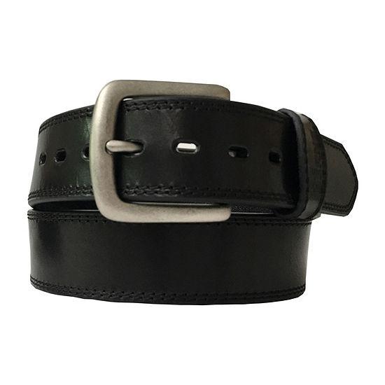 Berne® Double Stitched Men's Belt