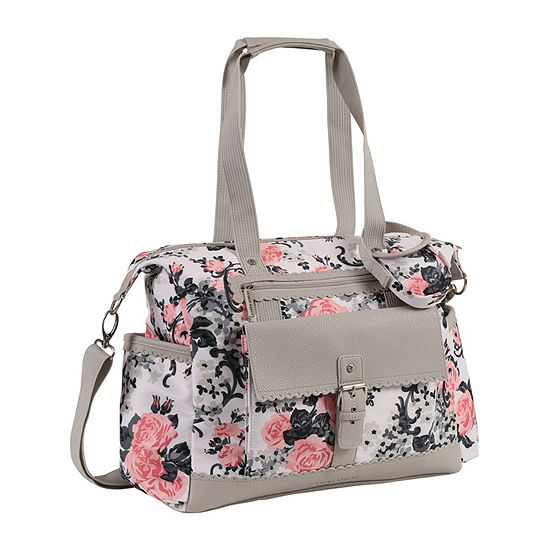 f02822cd20 Laura Ashley Diaper Bag JCPenney
