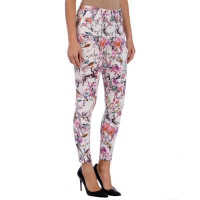 Lola Jeans Rachel High-Rise Pull On Ankle