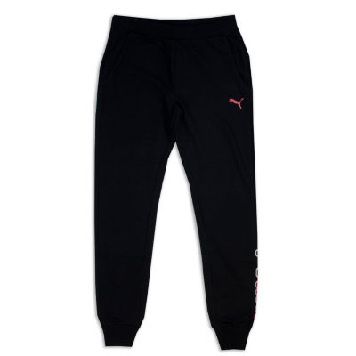 Puma Girls Apparel Knit Jogger Pants - Big Kid Girls