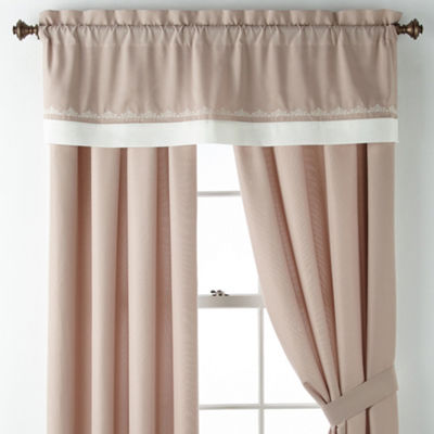 Liz Claiborne Harmonie Rod-Pocket Curtain Panel
