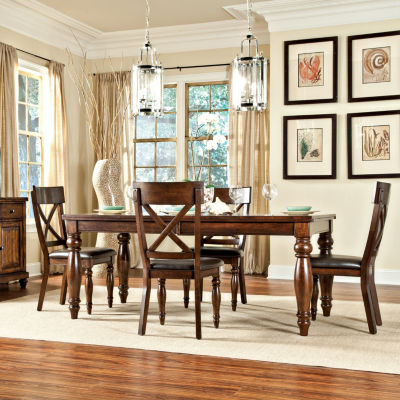 Kingston 5pc Standard Height Dining Set