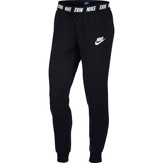 Nike Fleece Workout Pants