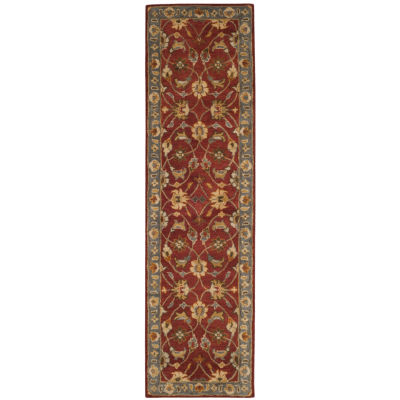 Safavieh Heritage Collection Noelle Oriental Runner Rug