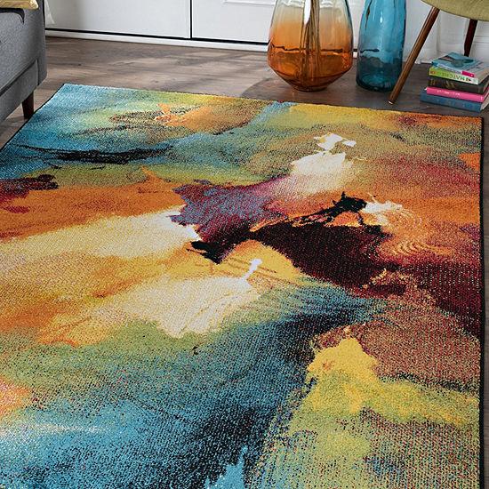 Tayse Avon Vida Rectangular Indoor Rugs