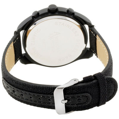 Womens Black Bracelet Watch-Mst5457bk100-003