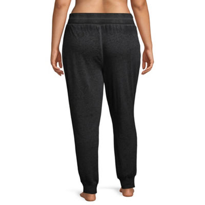 Flirtitude Burnout Jogger - Juniors Plus
