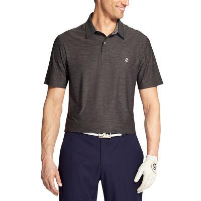 IZOD Short Sleeve Golf Title Holder Polo