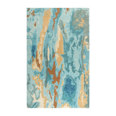 Rizzy Home Vogue Collection Andee Hand-Tufted Rugs