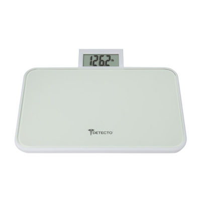 Escali Detecto Travel Bathroom Scale With Pop-Up Display