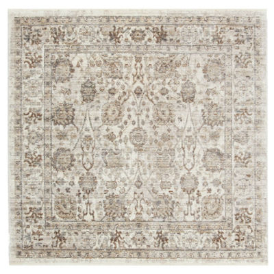 Safavieh Illusion Collection Felipe Oriental Square Area Rug