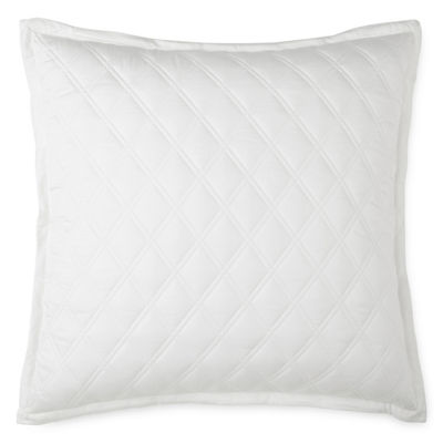 Liz Claiborne Diamond Euro Pillow