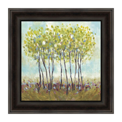 Foxwood II Framed Print