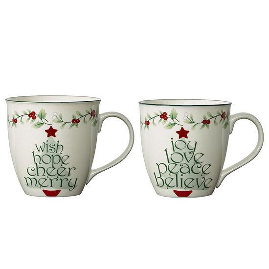 Pfaltzgraff 2-pc. Coffee Mug