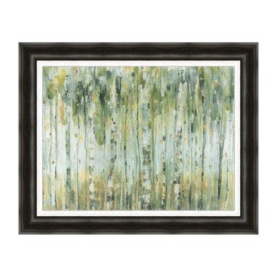 The Forest I Framed Print