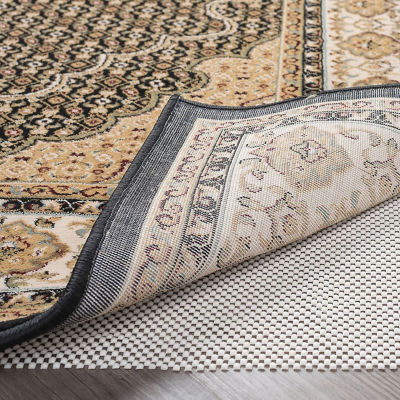 Tayse Super Grip Traditional Rectangular Rug Pad