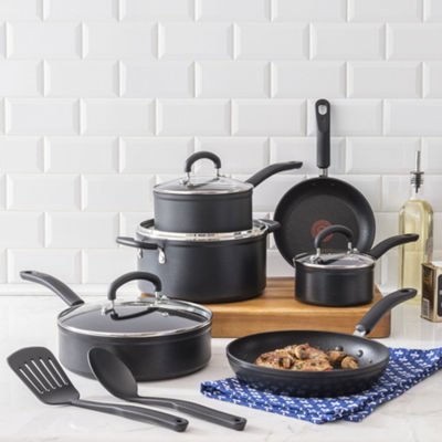T-Fal Forged Titanium Advanced 12-pc. Cookware Set