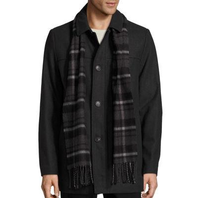 Dockers Wool Scarf Coat
