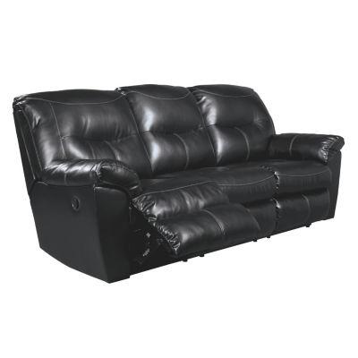 Signature Design By Ashley® Kilzer Durablend Reclining Sofa