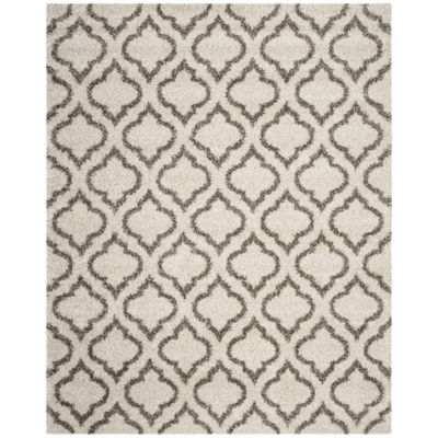 Safavieh Hudson Shag Collection Toireasa GeometricArea Rug